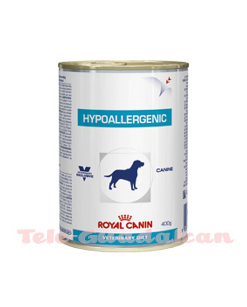 Royal Canin Latas Hypoallergenic 12x400gr