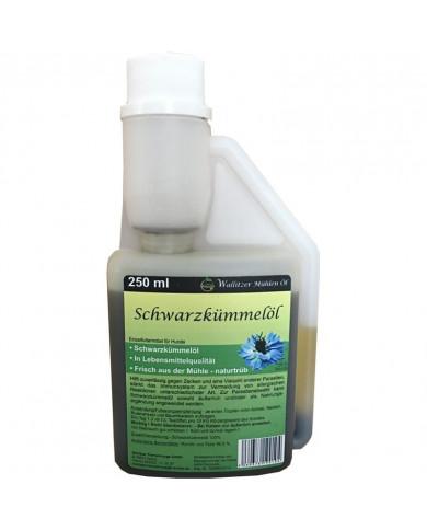 Wallitzer Aceite de Comino Negro 250ml
