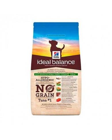 Hill's Canine Ideal Balance Adult No Grain con Atun y patata 12Kg