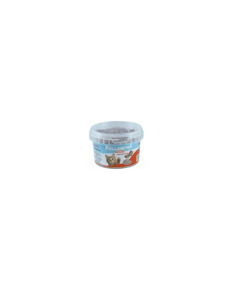 Rellenitos Crunch Especial Salmon 150gr