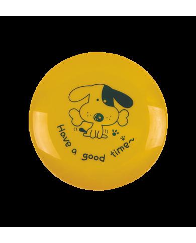 Frisbee plástico 20cm diámetro