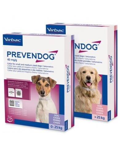 Prevendog Collar Antiparasitario Pack 2 Collares