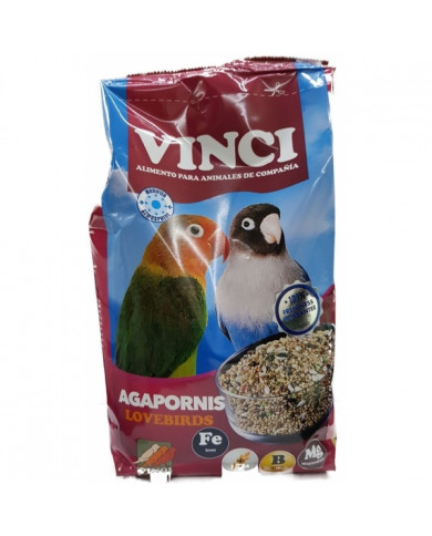 Mixtura Agapornis Vinci 1kg