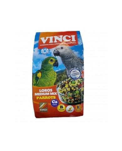 Loros Medium Mix Vinci 1kg
