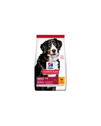 Hill's Canine Adult Advance Fitness Razas Grandes con Pollo 12Kg