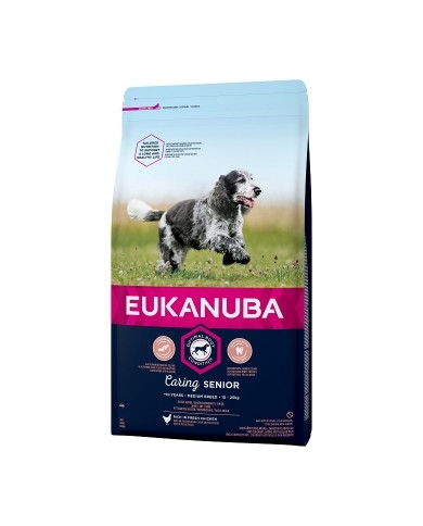 Eukanuba Senior +10 12kg