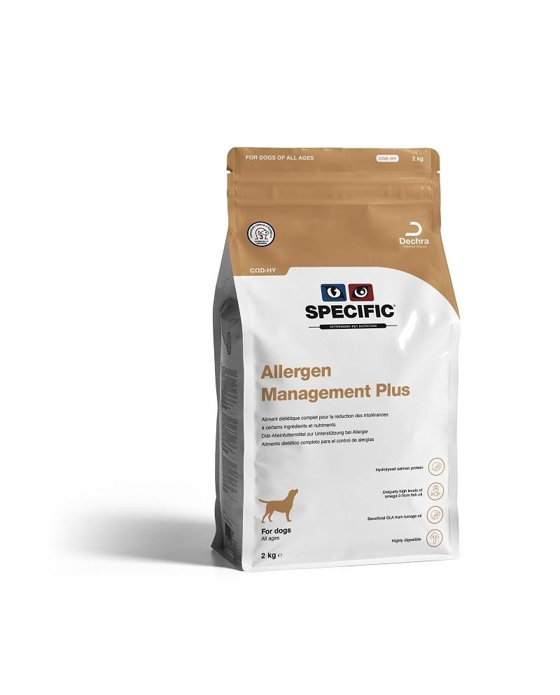Specific COD Allergy Management Plus 10 kg