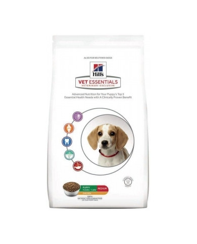 Hill's VetEssentials Canine Puppy Razas Medias