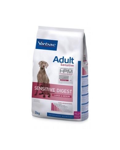 Virbac HPM Dog Adult Sensitive Digest Large & Medium