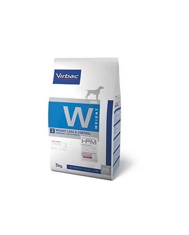 Virbac HPM W2 Weight Loss Control