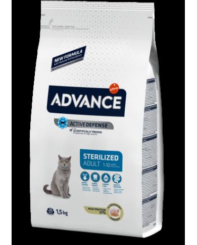 Advance Cat Sterilized 1.5kg