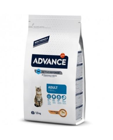 Advance Cat Adult Pollo y Arroz 1.5kg