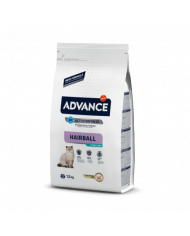 Advance Cat Adult Hairball 10Kg