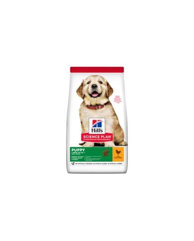 Hill's Canine Puppy Healthy Development Razas&Grandes