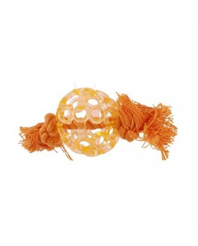 JW Puppy tug-ee activity ball