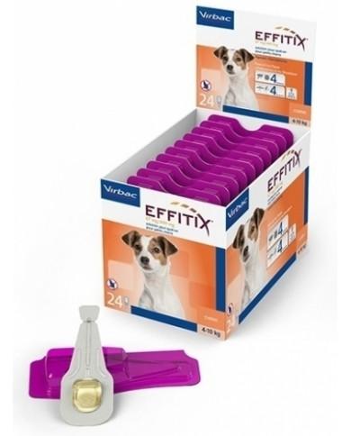 Effitix 4 Pipetas Antiparasitarias