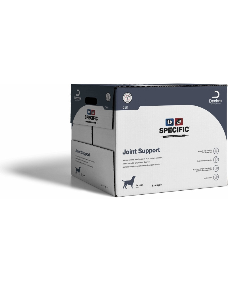 Specific CJD Joint Support 12kg (3x4Kg)