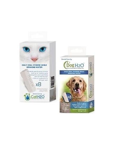 Blister cuidado dental para fuentes H2O (8 unidades)