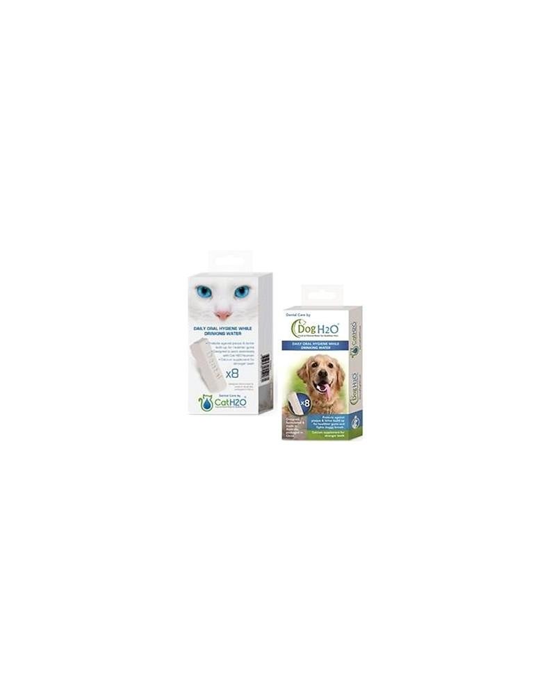 Barritas cuidado dental para fuentes H2O (8 unidades)