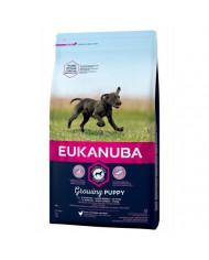 Eukanuba Puppy Razas&Grandes 12Kg