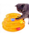 Juguete interactivo Cat Tower Track