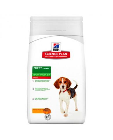 Hill's Canine Puppy Healthy Development Medias con pollo