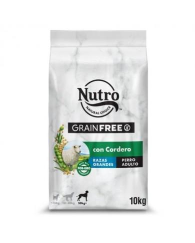 Nutro Adult Cordero Razas&Grandes 12kg
