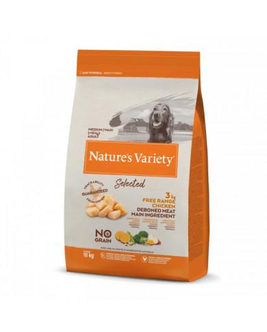 Natures Variety Select No Grano Medi/Maxi Pollo