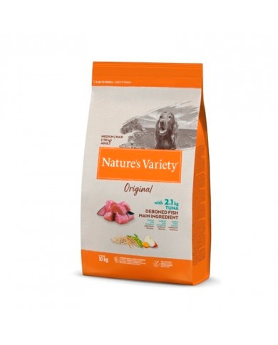 Natures Variety Original Medi/Maxi Atún