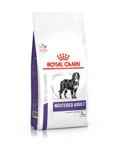 Royal Canin Neutered Adult Large Dog 12kg