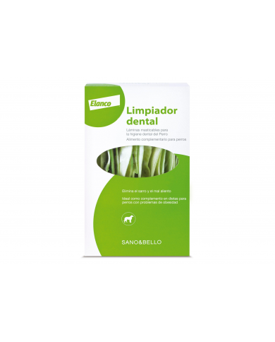 Limpiador dental Bayer