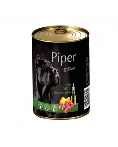 Piper Carne Caza y Calabaza 400gr