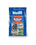 Alimento completo chinchillas biozoo 1kg