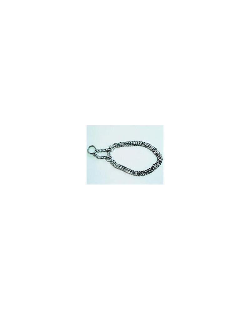 Collar Doble Cadena Semi