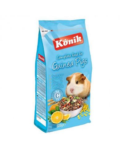 Konik Guinea Pigs Cobayas 800gr