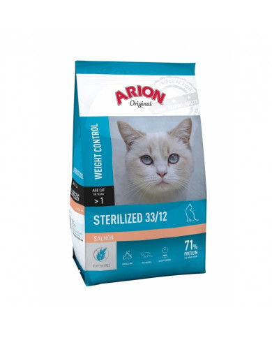 Arion Original Cat Sterilized Salmón