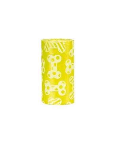 Trixie Bolsitas Perro Aroma Limon M 4 Rollos 20 Uni