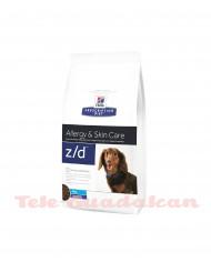 Hill's Canine Diet Z/D Mini Allergy&Skin Care