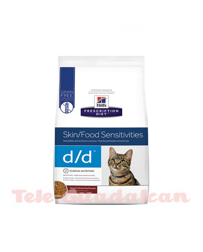 Hill's Feline Diet d/d Venado 1,5Kg