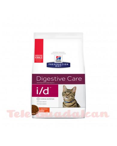 Hill's Feline Diet i/d (Bolsita) 12x85gr
