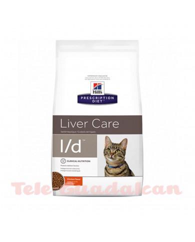 Hill's Feline Diet l/d 1,5Kg