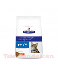 Hill's Feline Diet m/d 1.5Kg