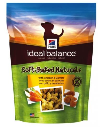 Hill´s Ideal Balance SoftBaked con Pollo y Zanahoria 6x227