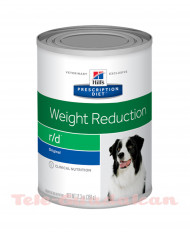Hill's Canine Diet r/d (Lata) 12x350gr