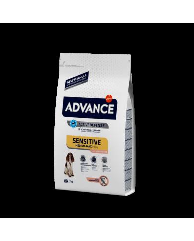 Advance Sensitive 3kg + Bidón Regalo