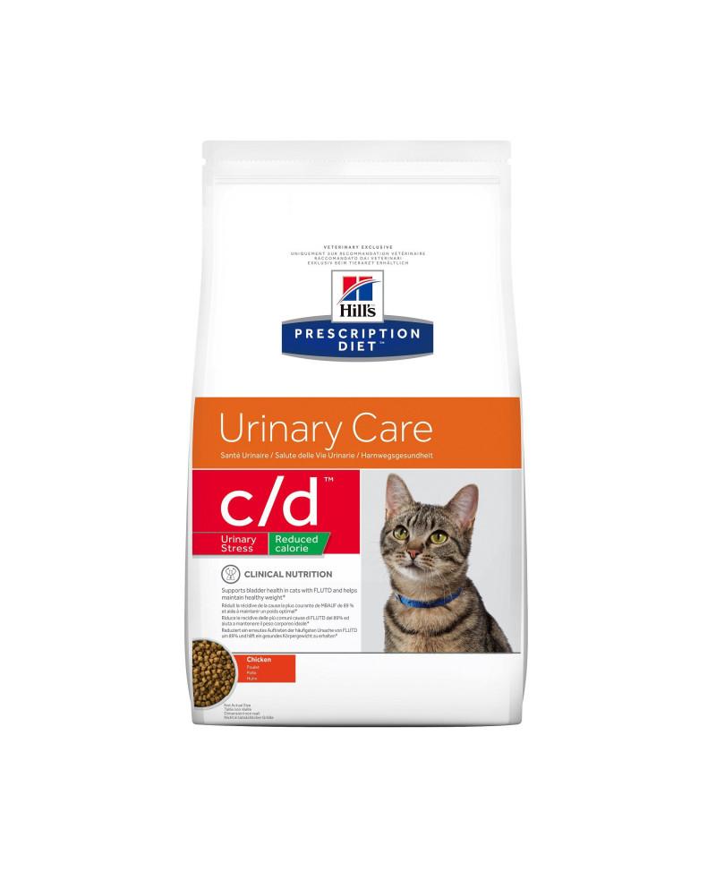 Hill's Feline Diet c/d Urinary Stress