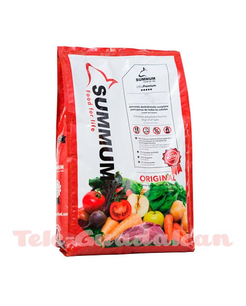 Alimento 100% Natural Summum Original 10Kg