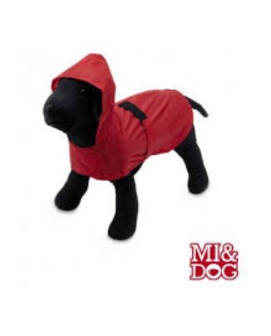 Mi&Dog Impermeable Rojo