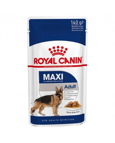 Royal Canin Maxi Adulto Wet Salsa 140gr