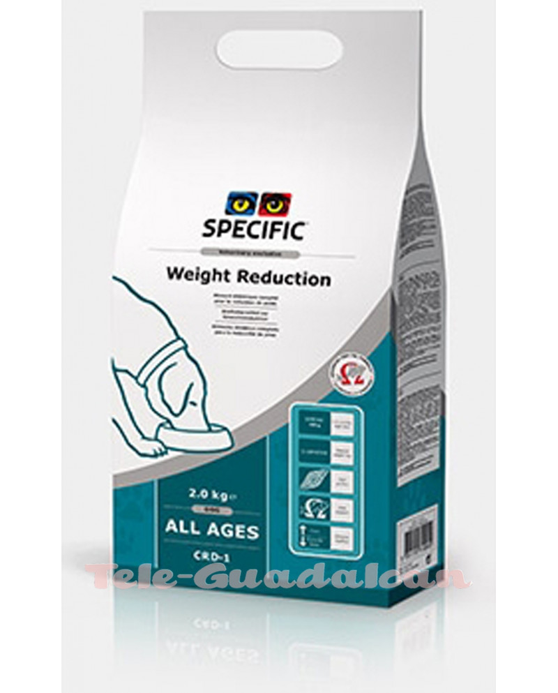 Specific FRD Weight Reduction 7.5kg